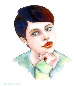 Pixie Watercolor