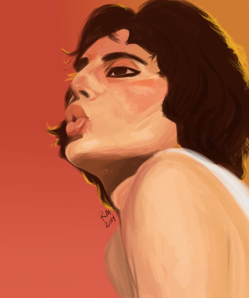 Freddie by greengal14