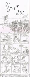 [BD] Ymag 7 : Partie 3 Les Ens by corblas