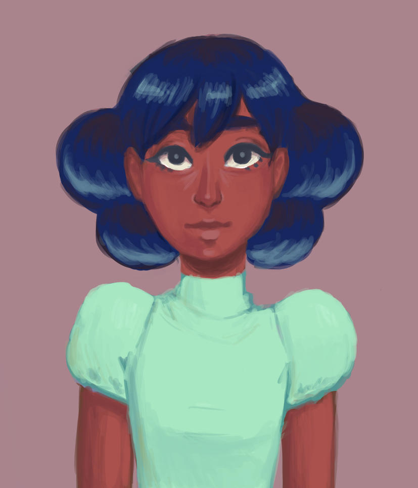 Short hair Connie is best Connie