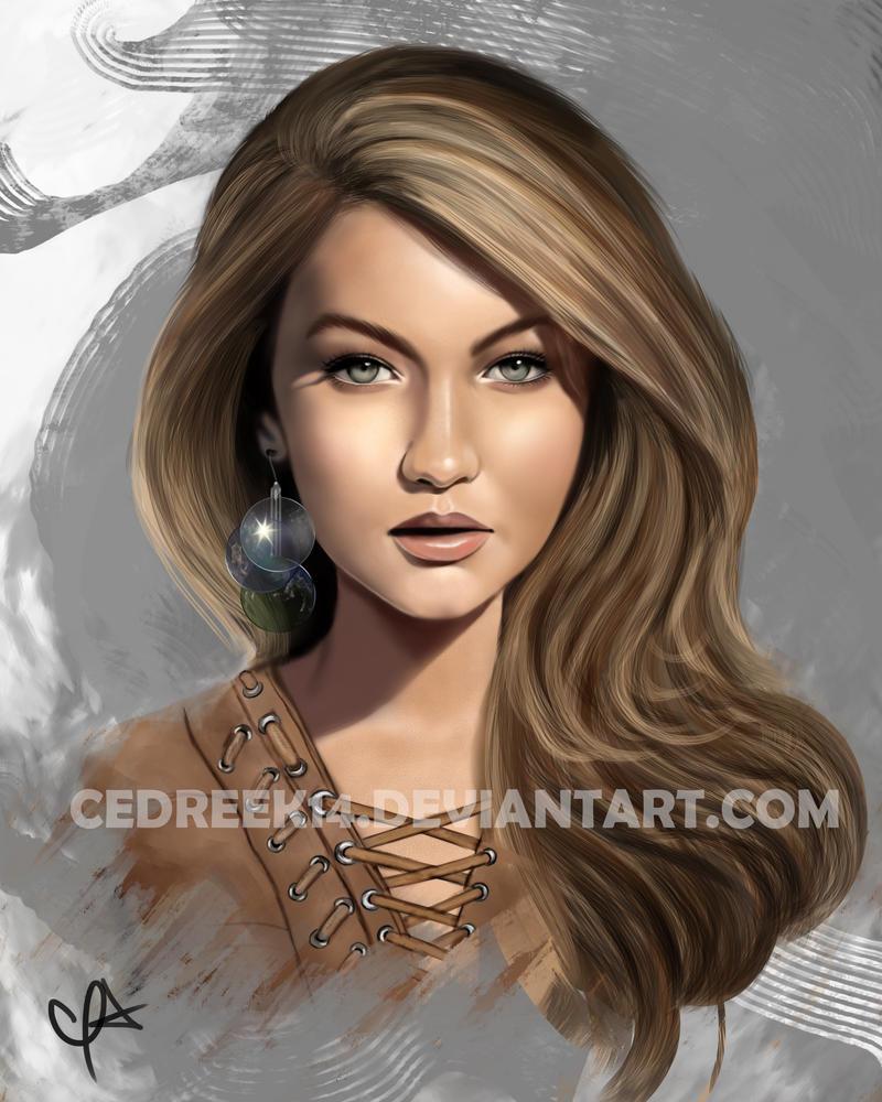 Gigi by cedreek14