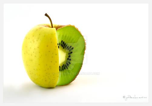 different apple