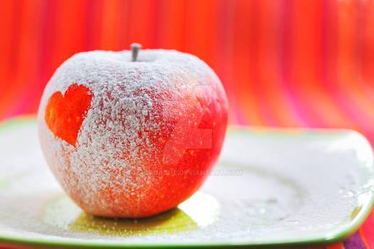 loving apple
