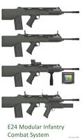 E24 Mod Infantry Combat System by cravenm
