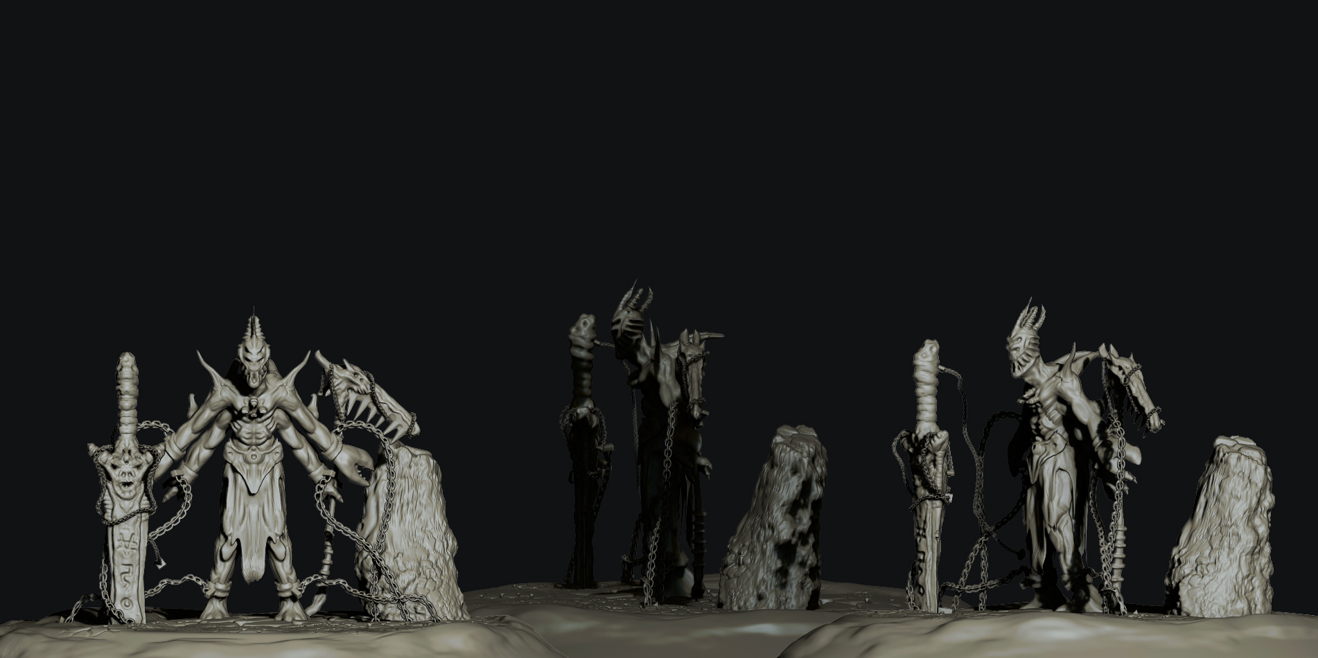 Inanimalia 2.0 by En-Vysion
