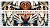 Thirty Seconds to Mars Stamp by TECHNlCOLOURED