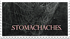 Frnkiero Andthe Cellabration Stamp by TECHNlCOLOURED