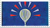 Modest Mouse Stamp by TECHNlCOLOURED