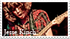 Jesse Kinch Stamp by TECHNlCOLOURED