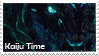 Pacific Rim Kaiju Stamp by TECHNlCOLOURED