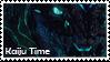 Pacific Rim Kaiju Stamp by TECHNlCOLOURED
