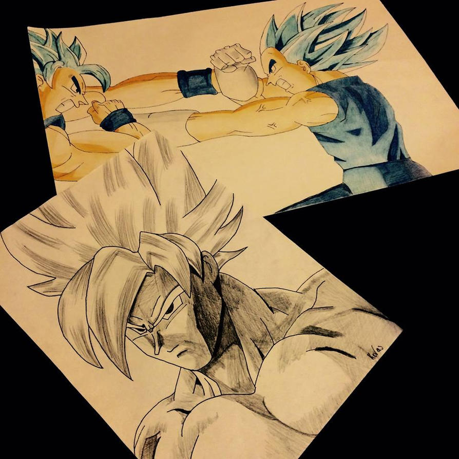 Goku Time! by KeVasFul