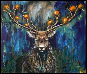 Hubert's Name is Deer by inner-regions