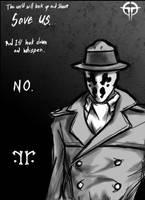 Rorschach by pyrasterran