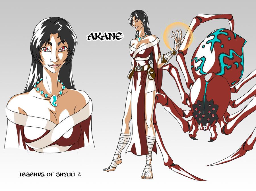 LoS - Akane by pyrasterran