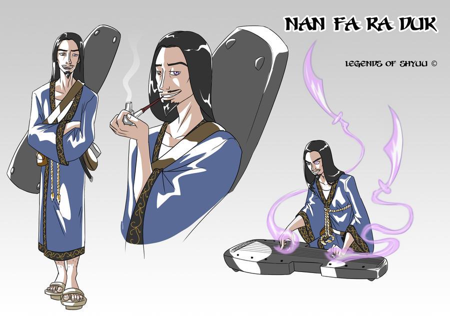 LoS - Nan Fa Ra Duk by pyrasterran