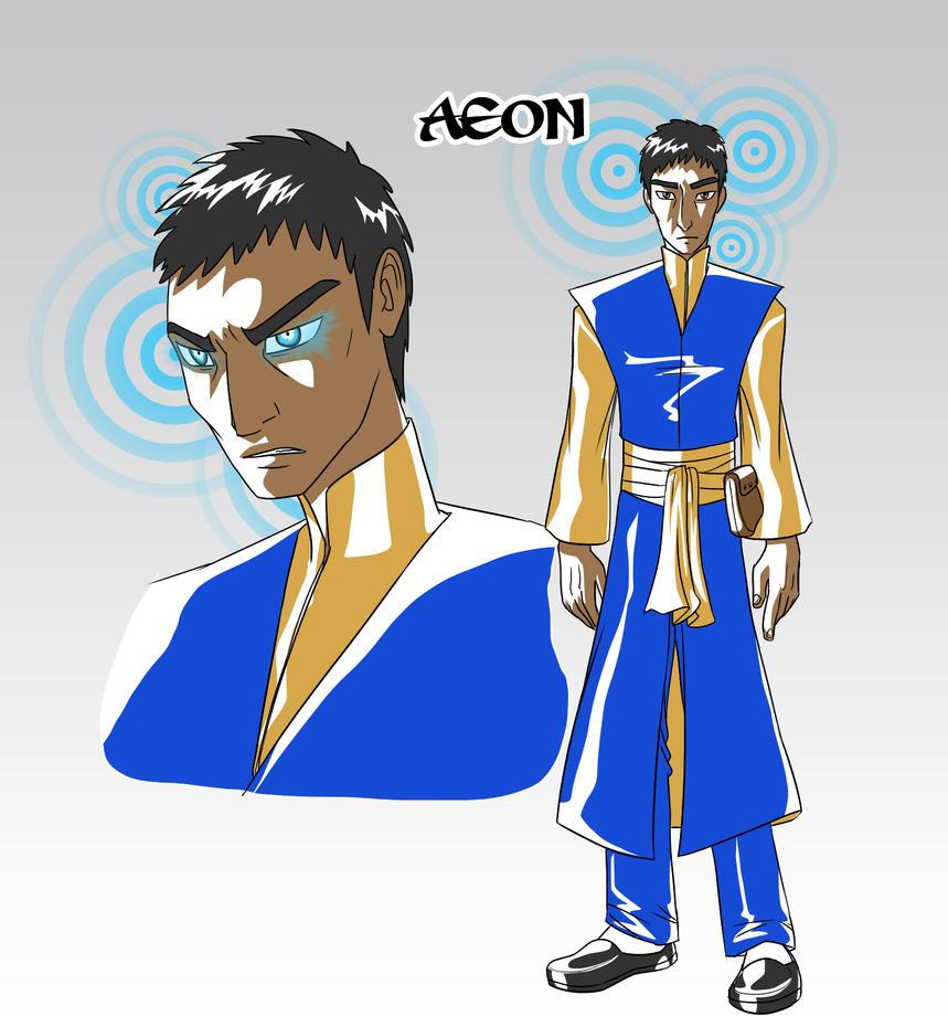 LoS - Aeon Singh by pyrasterran