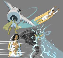 Thunder Woman Character Sheet Segment 05 by pyrasterran
