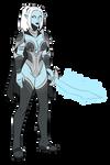 Commission - Valthana by pyrasterran