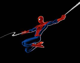 Spider-Man - Stan Lee Tribute by pyrasterran