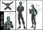 Spidersona - Spider-Guy