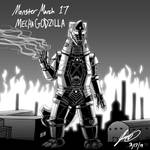 Kaiju Monster March 17 - MechaGodzilla