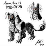 Kaiju Monster March 19 - King Caesar