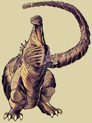 Shin Godzilla - Massive Persecution