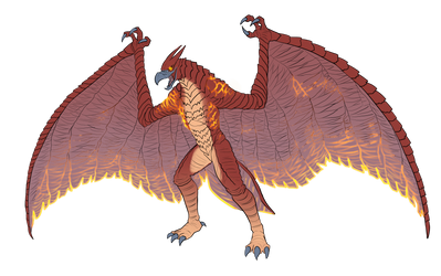 Commission - Rodan Variant
