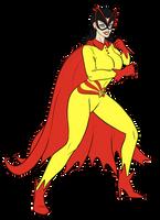 Commission - Original Batwoman