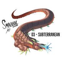 Smaugust 2020 - Subterranean