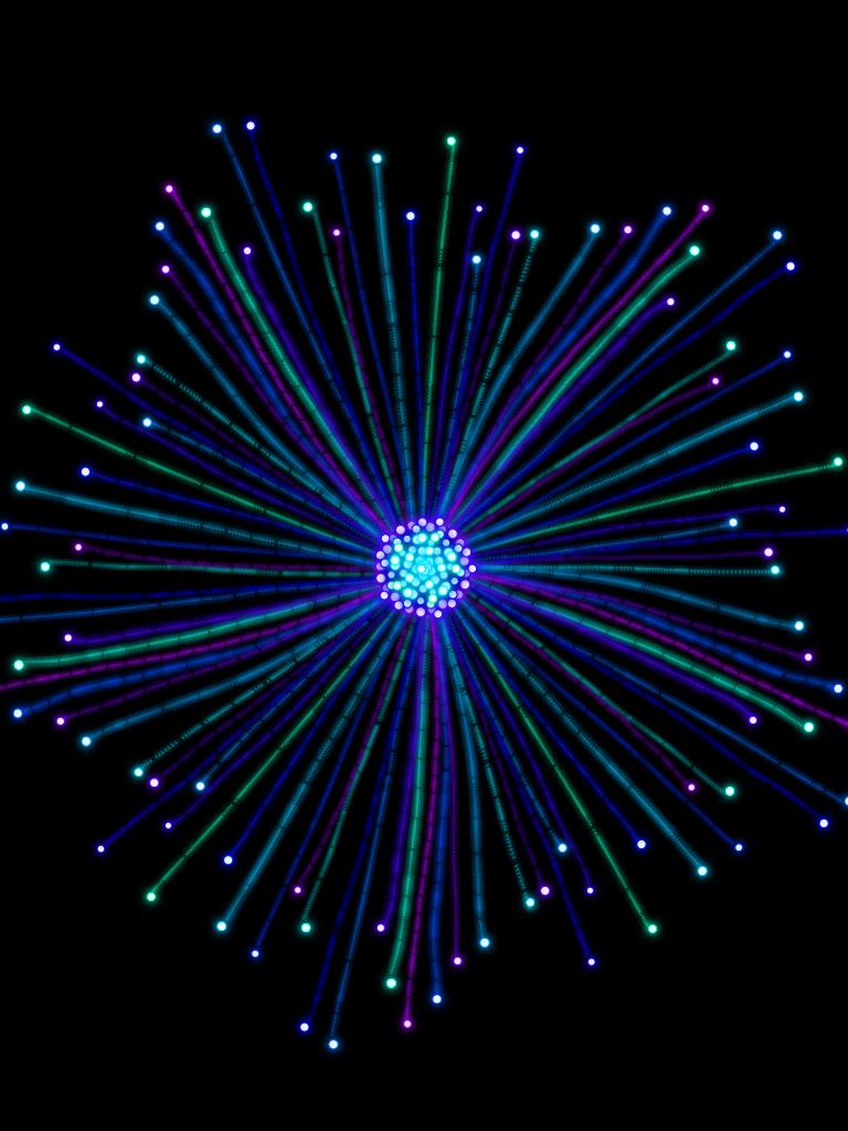 Lightlines, Starburst by jlbooth76