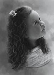 Photoshop Wacom Tablet Portrait by DrawingTheFamous