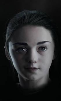 Arya Stark (Masie Williams)