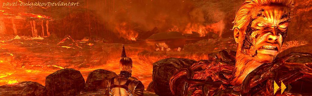 Molten fury by pavel-bulgakov