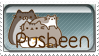 Pusheen Stamp [FREE USED] by XxXSickHeartKunXxX