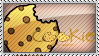 Cookies Stamp by XxXSickHeartKunXxX