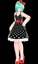 Rockabilly Girl [W.I.P #02]