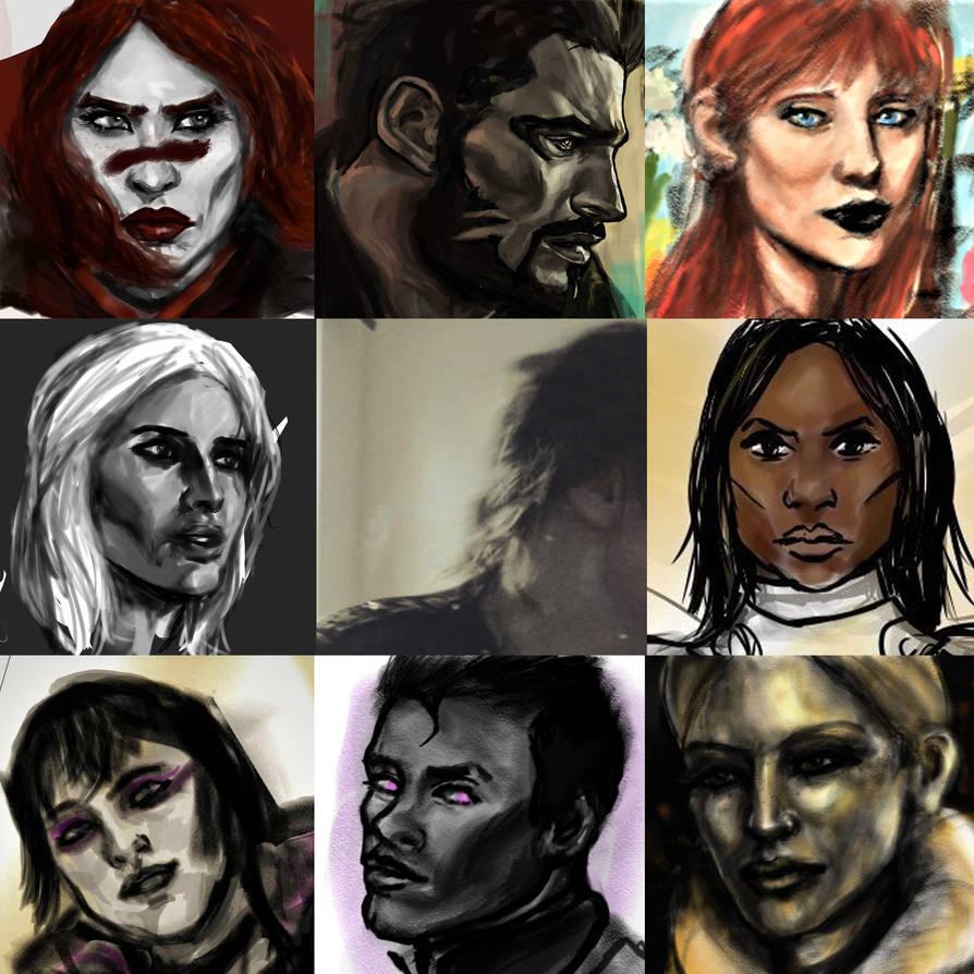 Art Vs. Artist 2019 by trulycertain