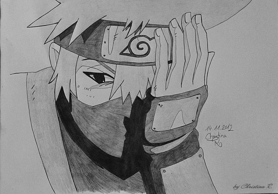 young Kakashi by Monstacookie