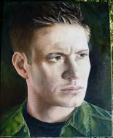 Jensen Ackles by Lillemut