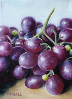 Grapes by Lillemut