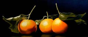 Three Tangarines