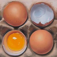 Broken Egg by Lillemut