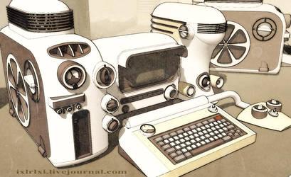 280209 - retro PC by 600v