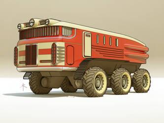 210210 - NFZ W14 monster bus 2 by 600v