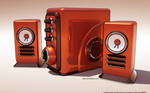 2.1 stereo modeling video