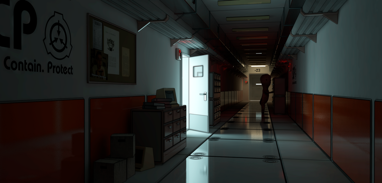 SCP-173 by 600v