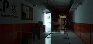 SCP-173 by DarkmaneTheWerewolf on DeviantArt