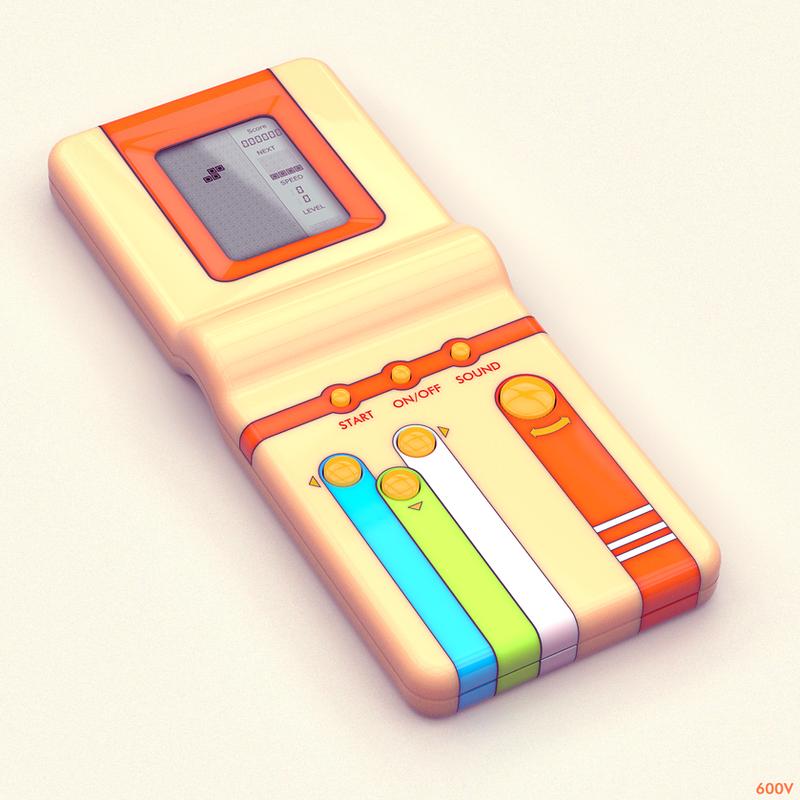 Brick Game by 600v